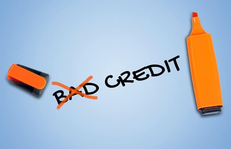 improving bad credit