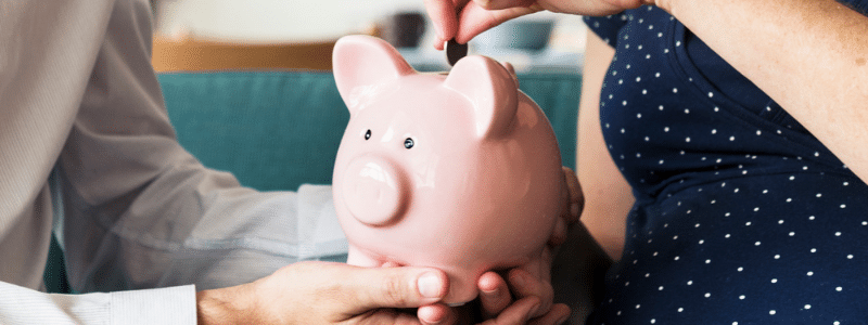 Finances before baby